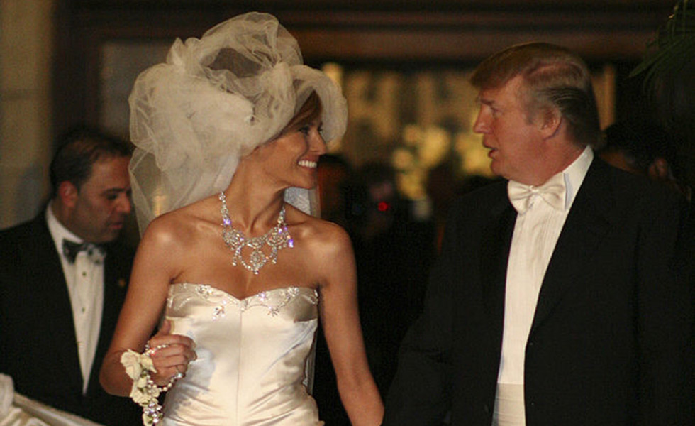 The New President Elect Donald Trump And His Lady Melania Is Making Rounds Of Social Media For Several Reasons However Little Do Many People Realize