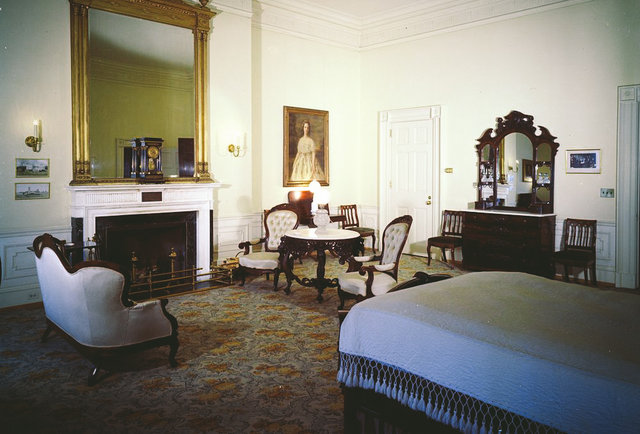 One of the rooms of White House.