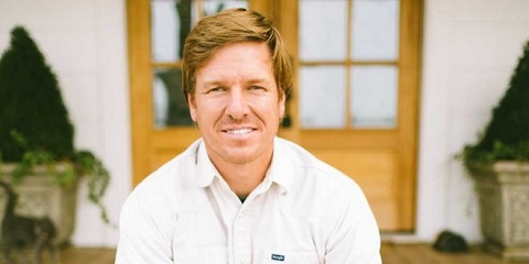 The owner of Magnolia Homes Chip Gaines.