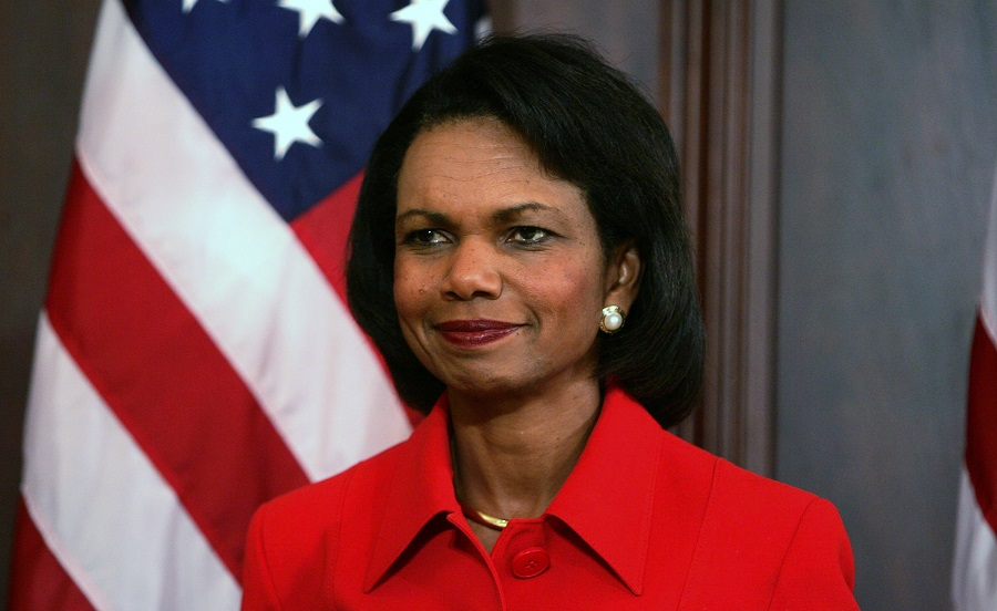 former secretary of state condoleezza rice Former us secretary of state condoleezza rice, top corporate executives and olympic athletes were among the panelists providing inspiration and insight wednesday during the kpmg women's .