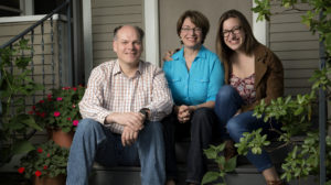 Amy Klobuchar is married to John Bessler since 1993. The couple has a child named Abigail Bessler.
