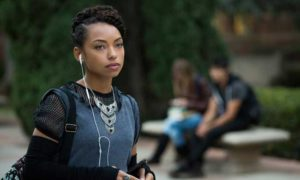 Laurice Browning as Samantha White in Dear White People.