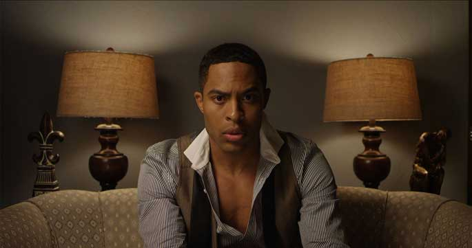 Brandon Bell from Dear White People.