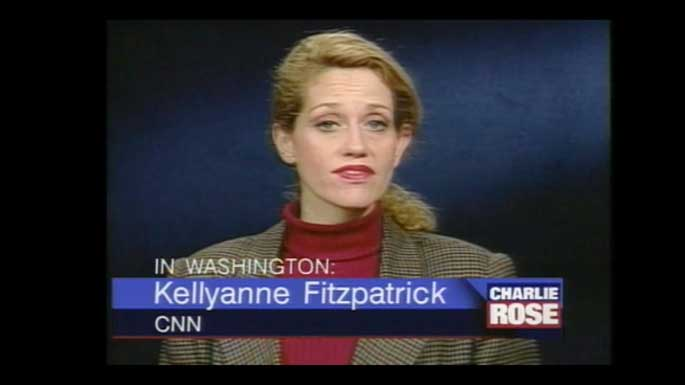 Kellyanne Conway used to be political commentator in 90's.