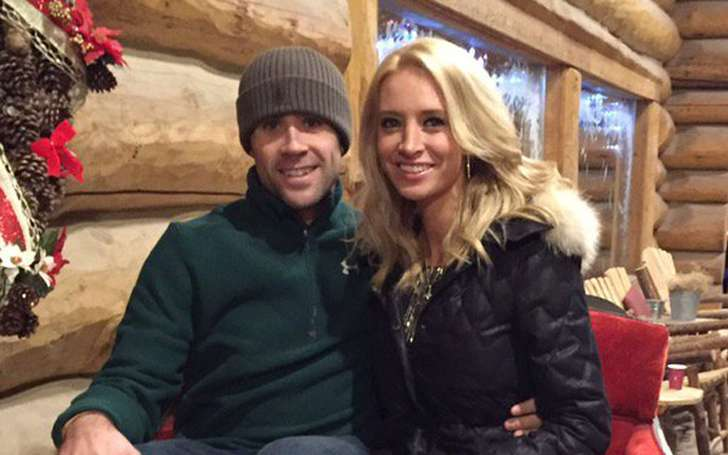 Kayleigh McEnany with charming, Husband Sean Gilmartin