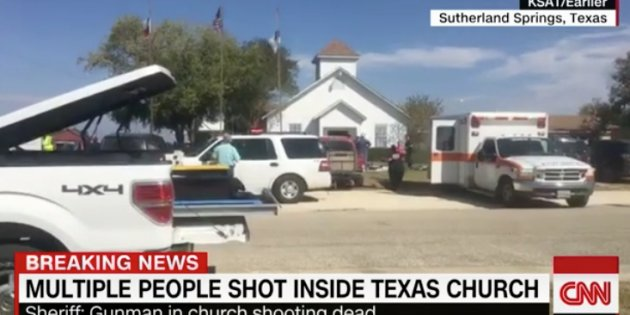 27 people have been killed and more than 24 are injured in Texas church shooting.